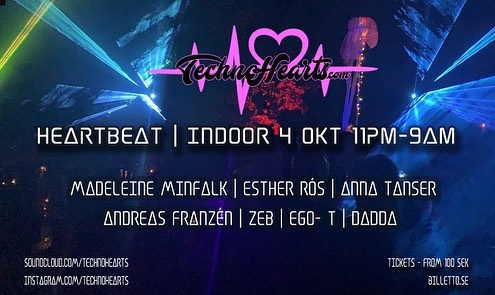 HeartBeat indoor oct 4, 11pm-9am.  https://www.facebook.com/events/2344949988874995/?ti=icl
